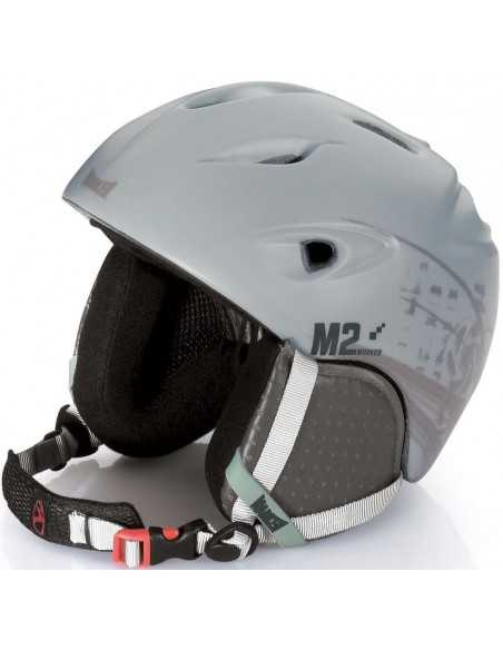 EASSUN SKI HELMET REGULAR BLACK