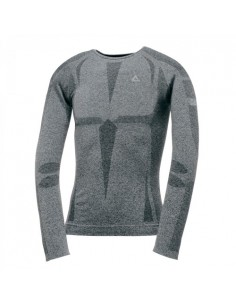 DARE 2B ZONAL II LONG SLEEVE T GRIS