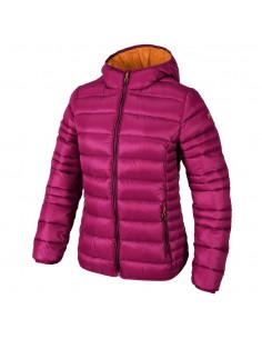 CAMPAGNOLO GIRL JACKET FIX HOOD MAGENTA